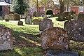 Wantage churchyard - geograph.org.uk - 1817379.jpg