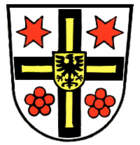 Wappen del Stadt Bad Mergentheim