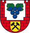 Coat of arms of Burgenlandkreis