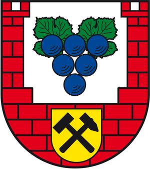 Burgenlandkreis - Image: Wappen Burgenlandkreis