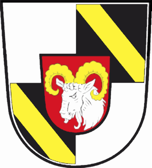 Dietersheim - Image: Wappen von Dietersheim