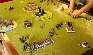 <i>Warhammer</i> (game) Miniature wargame