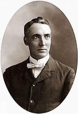Warren G. Harding - Harding, c. 1882