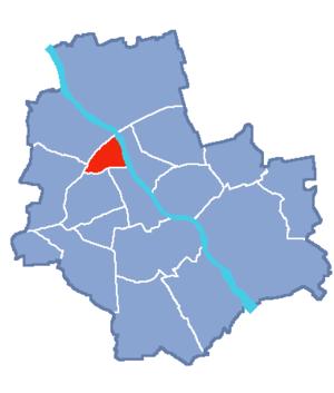 Żoliborz - Image: Warszawa Żoliborz