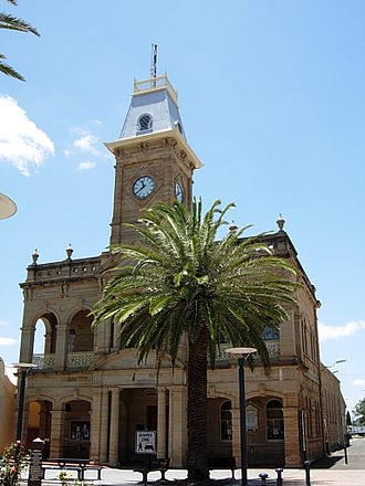 Warwick, Queensland - Town Hall