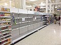 Water out of stock Winter Haven Publix before Hurricane Irma 1.jpg