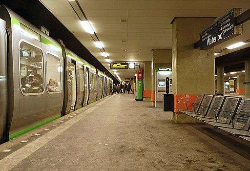 Waterlooplatz Stadtbahn Hannover
