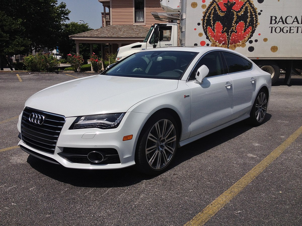 2013 audi a7 prestige quattro sedan 3 0l v6 supercharger awd auto. Black Bedroom Furniture Sets. Home Design Ideas