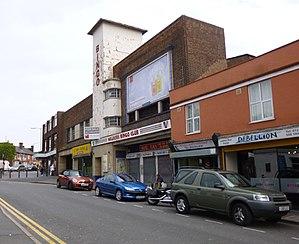 Associated Provincial Picture Houses Ltd v Wednesbury Corp - Image: Wednesbury, former cinema