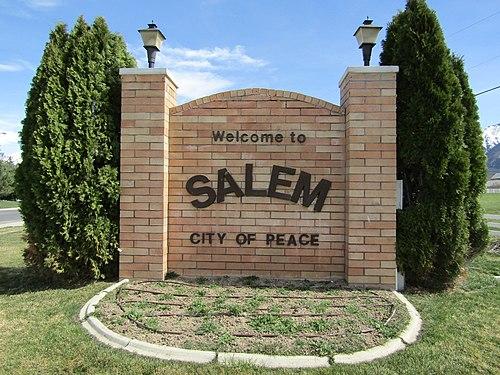 Salem mailbbox