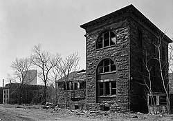 Welfare Island, Strecker Memorial Laboratory, New York (New York County, New York).jpg