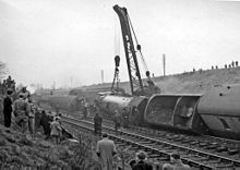 Accident In Surrey Today >> List of accidents on British Rail - Wikipedia
