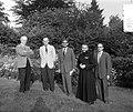 Wereldunie Conferentie Vredesorganisatie op Pieterberg Abbe Pierre, Bestanddeelnr 907-2969.jpg