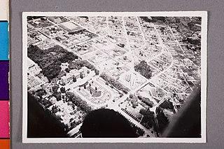 Vista aérea do Ipiranga. São Paulo/Sp