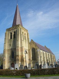 West-Cappel - Eglise Saint-Sylvestre.JPG