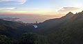West Lamma Channel sunset from the Peak.JPG