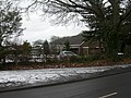 West Moors, Catholic church - geograph.org.uk - 1656883.jpg