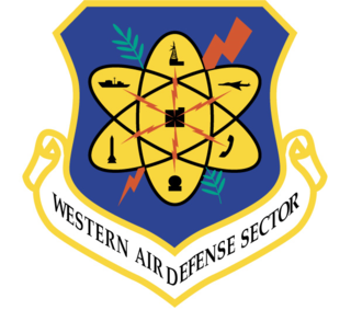 Western Air Defense Sector Military unit