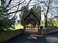 Weyhill - War Memorial - geograph.org.uk - 1199639.jpg