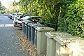 Wheelie bins in Hampstead Norreys, Berkshire, England.jpg