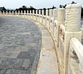 White marble fence @ Temple of Heaven in Beijing - panoramio.jpg