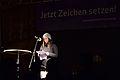 Wien - Gedenkkundgebung 70 Jahre Befreiung von Auschwitz - Maria Vassilakou.jpg