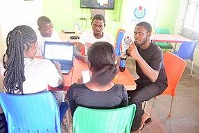 Wiki Loves Africa 2019 Upload Session in Ilorin 21.jpg