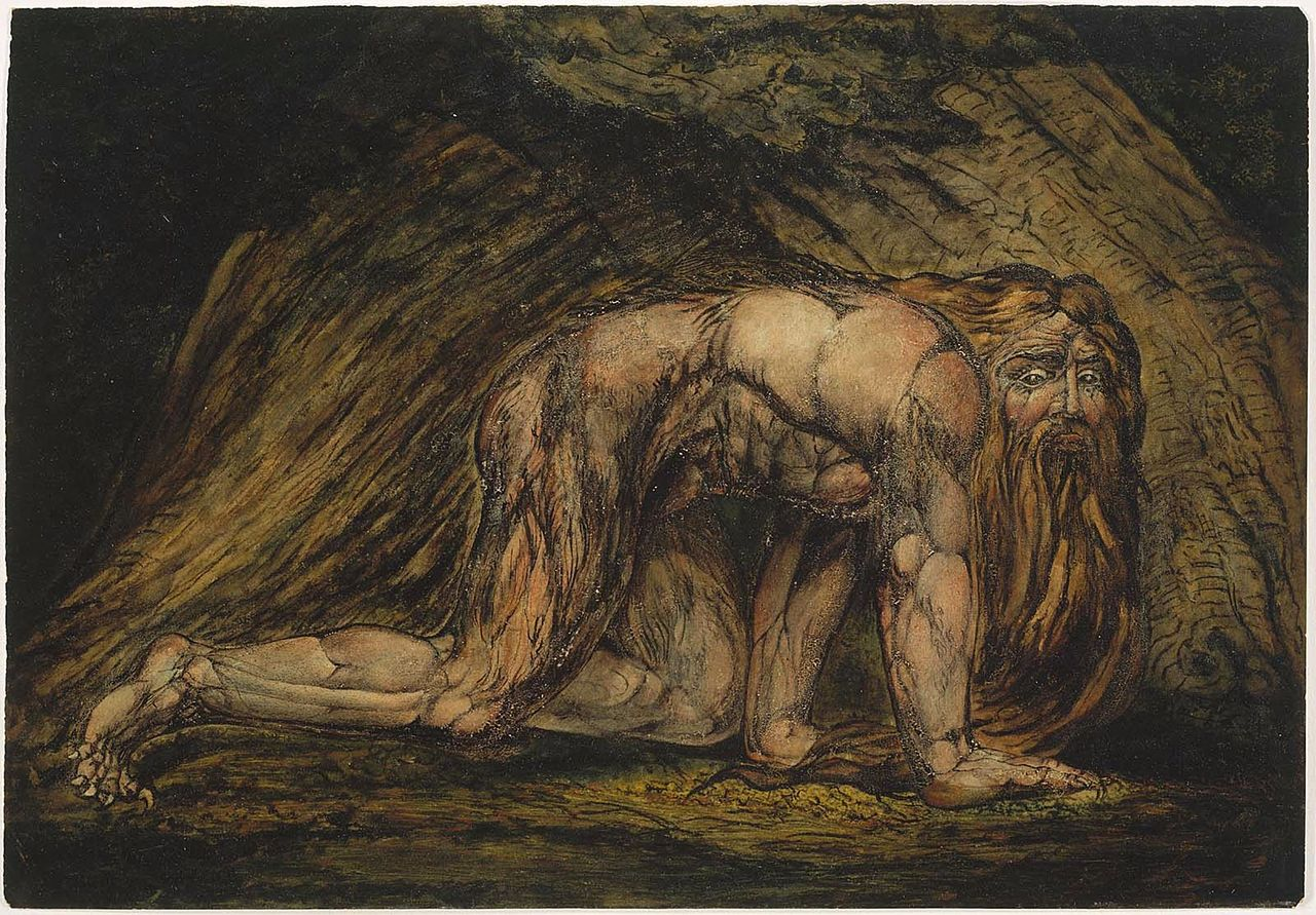 An analysis of romanticist characteristics in the works of william blake