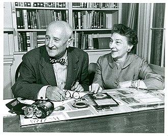 Elizebeth Smith Friedman - William F. Friedman and Elizebeth Smith Friedman