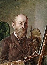 William Hind, self-portrait - William Hind, autoportrait.jpg