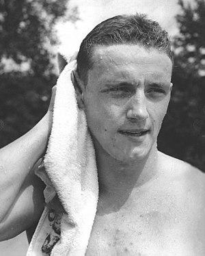William Yorzyk - Yorzyk in 1956