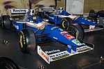 Williams FW19 front-right 2017 Williams Conference Centre.jpg