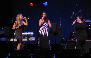 Wilson Phillips American vocal group