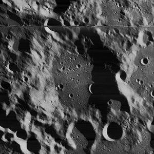 Wilson (crater) - Image: Wilson crater 4154 h 2