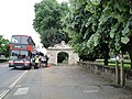 Wilts & Dorset 3157 M645 RCP and Newport Church Litten.JPG