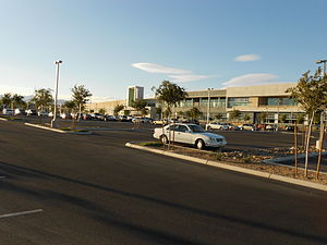Las Vegas–Clark County Library District - Windmill Library and headquarters