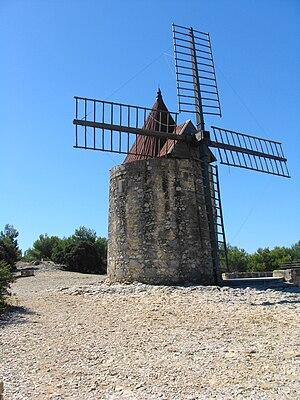 Alphonse Daudet - Daudet's mill