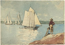 Winslow Homer - Clear Sailing.jpg