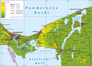 Wolin,  Woiwodschaft Westpommern, Polen