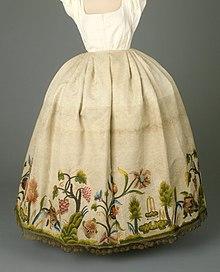 97251b207370 Petticoat - Wikipedia
