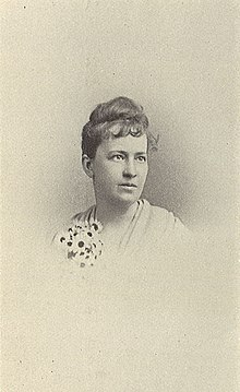 Woman's Progress April 1895 Image of Helen Bell.jpg