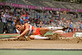 Women heptathlon LJ French Athletics Championships 2013 t144222.jpg