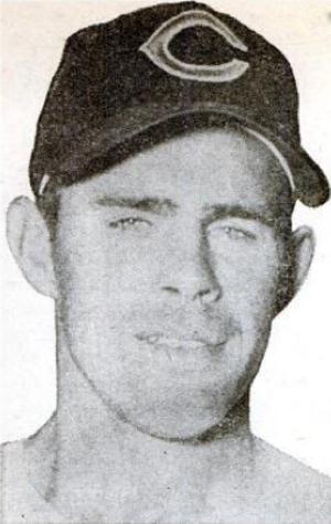 Woodie Held - Held in 1960.
