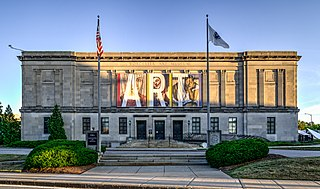 Worcester Art Museum Art museum in Worcester, Massachusetts