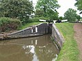 Worcester and Birmingham Canal - Lock 48 - geograph.org.uk - 826907.jpg
