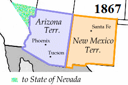 Wpdms new mexico territory 1867
