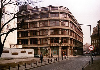 Hans Poelzig - 1912 Department Store, Wrocław