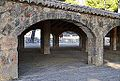 Xàbia, arc del riurau dels Català d'Arnauda.JPG