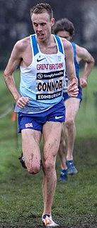 Ben Connor British runner