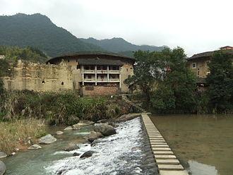 Yongding District, Longyan - In Xinnan Village (Hukeng Town)